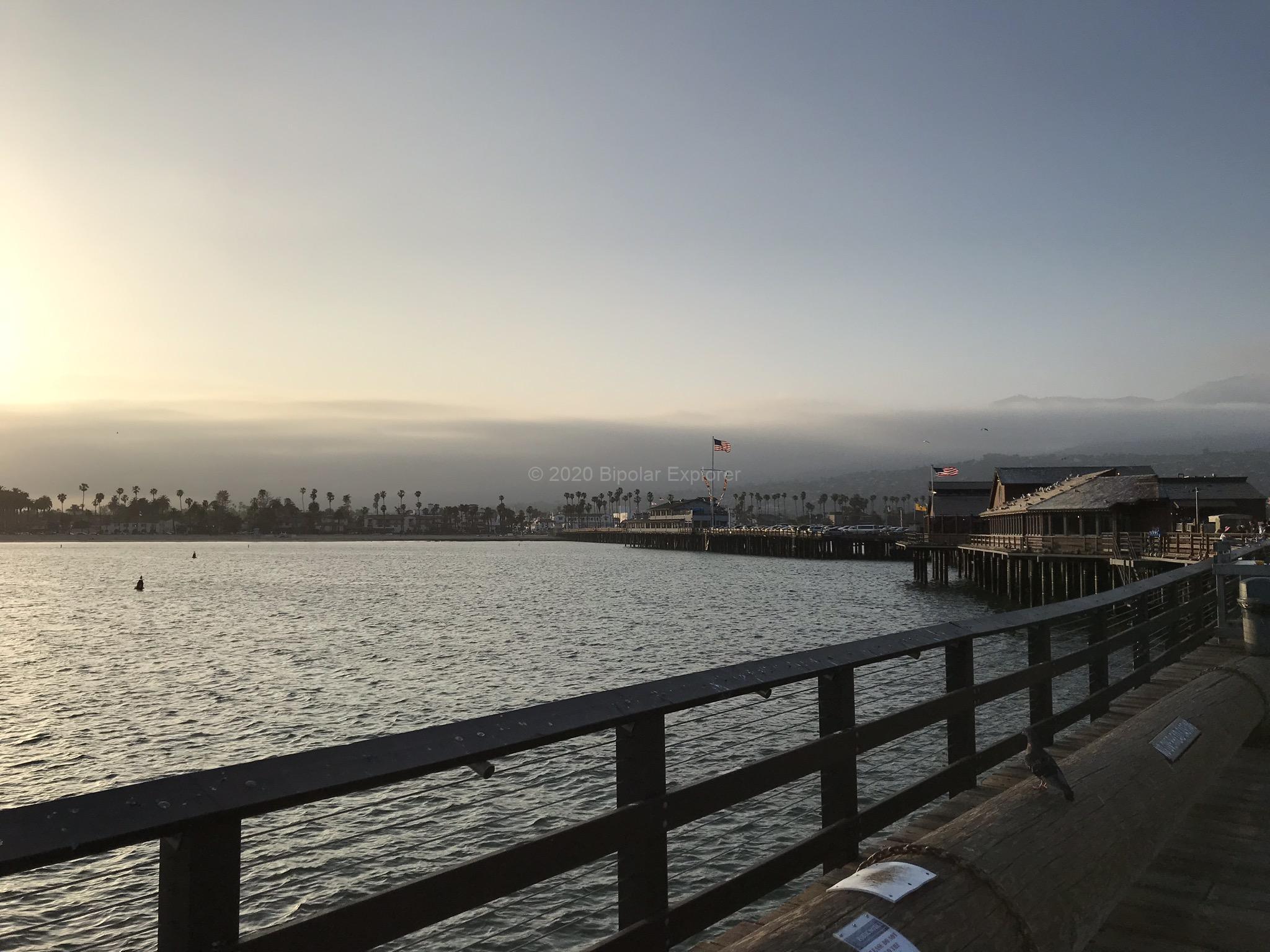 Day 3 Santa Barbara Pier